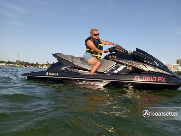 Rent a YAMAHA jet ski / personal water craft in Miami, FL near me