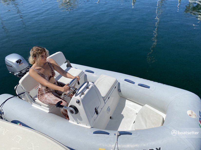 Rent a AB INFLATABLES rigid inflatable in San Diego, CA near me