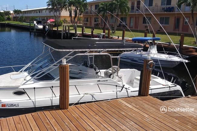 Rent a Pro-Line Boats express cruiser in Pompano Beach, FL near me