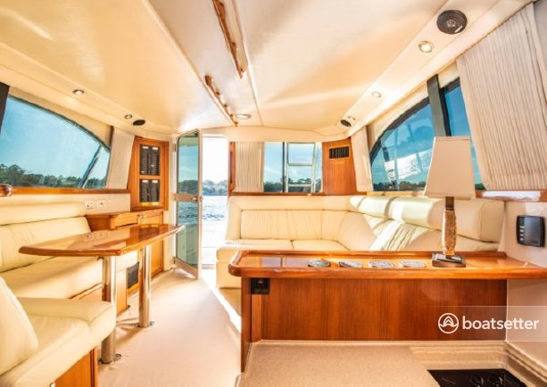 Rent a Riviera Yachts convertible in Long Beach, CA near me