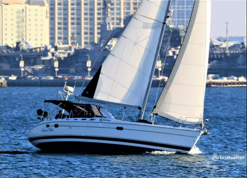 Rent a Hunter cruiser in San Diego, CA near me