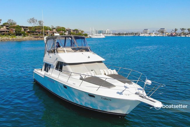 Rent a Carver Yachts motor yacht in Marina del Rey, CA near me