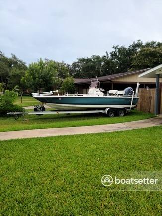 Rent a Clearwater Fishing Boats center console in Kingsville, TX near me