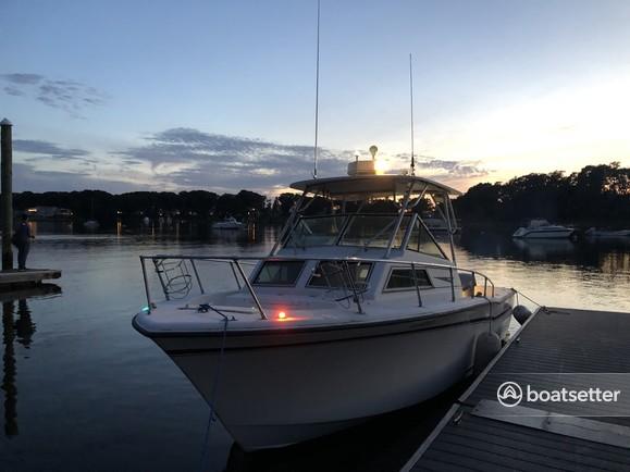 Rent a Grady-white Boats walkaround in Cranston, RI near me