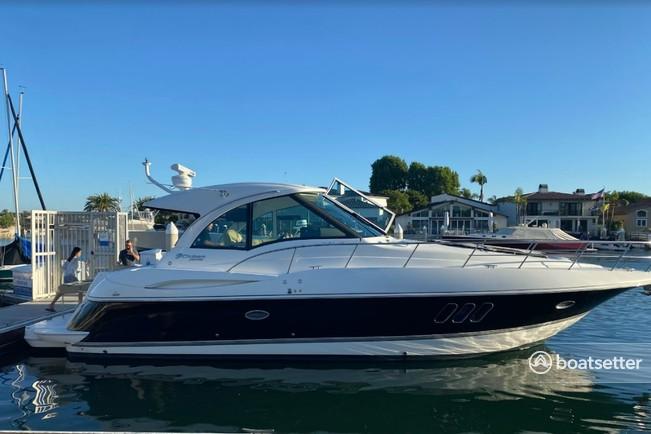 Rent a Cruisers Yachts cruiser in Newport Beach, CA near me