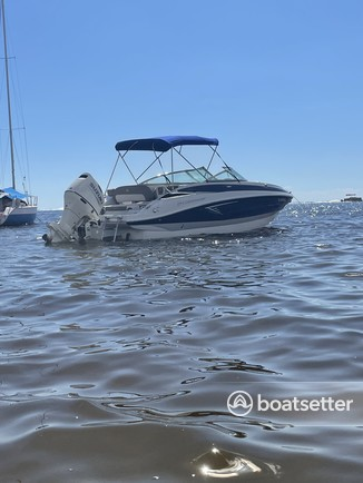 Rent a Crownline Boats bow rider in Cape Coral, FL near me