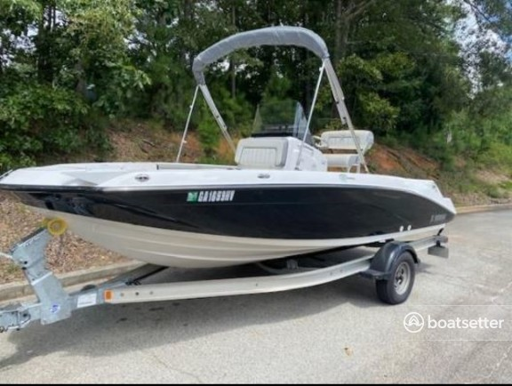 Rent a Yamaha center console in Bay Pines, FL near me