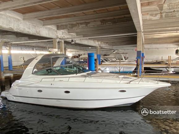 Rent a Cruisers Yachts cruiser in Miami, FL near me
